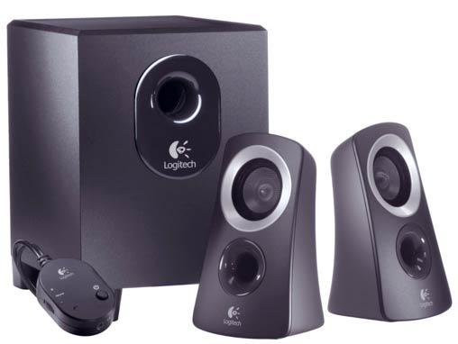 Logitech-2.1-Speaker-Z313