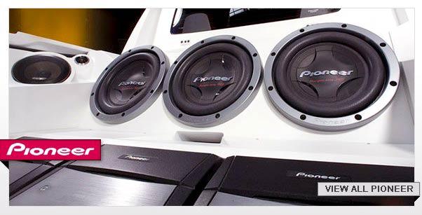 Pilihan Speaker Mobil Pioneer